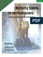 1 - Kempkes - Dredging Monitoring Systems