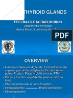 Endocrinology - Parathyroid