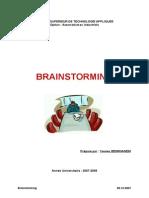 ExposéBrainstorming.doc