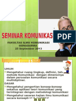Seminar 1-Strategi Perkuliahan