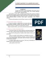GUIA DIDACTICA- Percy Jackson y El Ladrón Del Rayo