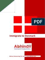 Abhinav Immigration Denmark Brochure