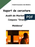 Auditul de Marketing Al Companiei Orange Moldova.[Conspecte.md]