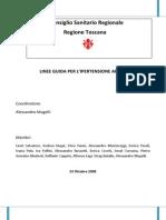Ipertensione Linee Guida Toscana