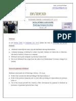 Dividend Series 45