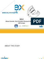 AdEx Benchmark 2012 PUBLIC June 20131111