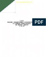 P 085 - 1996 - Proiectarea constr cu pereti structurali de ba.pdf
