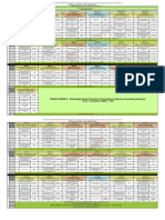 IPA Oral Schedule