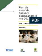 Plan de Asesoría - 2015