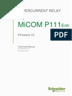 micom P111Enh_EN_M_v1.3 manual.pdf