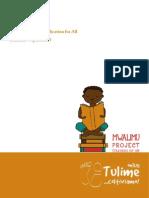 Progetto Mwalimu