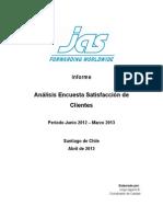 Informe Encuesta Satisfacción de Clientes Abril 2013.docx
