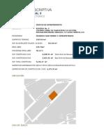 Memoria Descriptiva Proyecto Arquitectonico
