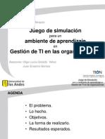 Propuesta Tesis I Uniandes 2010 - I