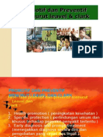 promotifdanpreventifleavelclark-140327020021-phpapp01.ppt