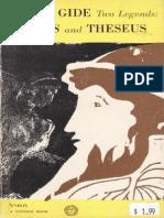 Gide, André - Two Legends (Vintage, 1950)