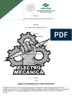 REALIZACION DEL CIRCUITO PUENTE H.docx