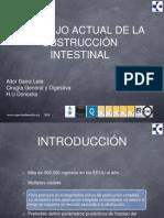2014-16. Obstruccion Intestinal. a.sainz