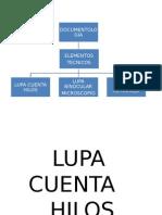 Documento Lupas