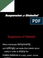 af suspended disbelief