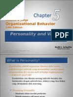 OB (organizational beaviour)