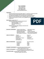 Speech Resume