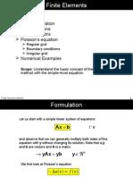 06 Finite Elements Basics