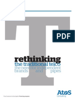 Rethinking the Traditional Telco