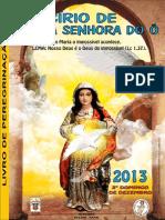 Livro Peregrinação_2013