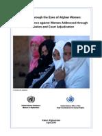 UNAMA Report on Afghan Women