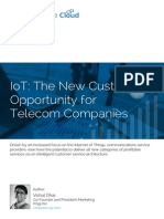 IoT the New Customer Opportunity for Telecom Companies