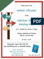 Grand Opening 4