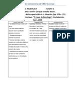 Fichas de Lectura Sistema Educativo Plurinacional