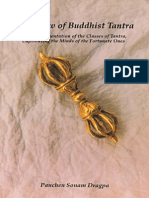 Overview of Buddhist Tantra - General Presentation of the Classes of Tantra Captivating the Mind of the Fortunate Ones (173p) [Anomolous]