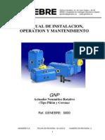 Actuador Neumatico - ES_5800-GNP