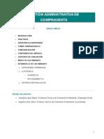 Gestion Administrativa Compra y Venta
