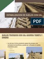 Estabilizacion de Suelos Con Cal-REBASA-PresentacionA