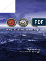 US Naval Ops Concept 2010