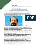 Farhadi Interview