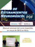 Estiramientos Neuromusculares Video Seminario