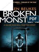 Broken Monsters by Lauren Beukes extract