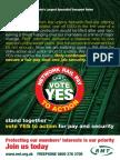 RMT Network Rail Ad May 2015