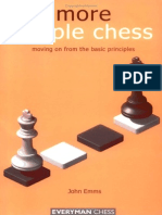 Emms John - More Simple Chess