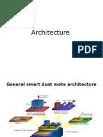 Architecture smart dust