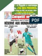 Edition du 30/02/2010