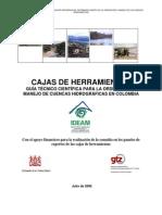 5. Evaluacion Integrada Patrimonio Hidrico