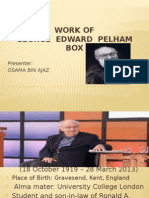 work of GEP Box