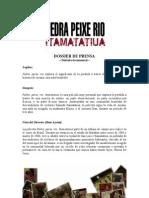 Dossier Prensa Itama