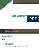 01 gis 520 datacardinality basics slides