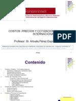Costos y Precios 2009 II